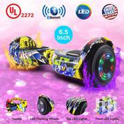Graffiti Hover Board With LED Rims | Sports Equipment for sale in Nairobi, Nairobi Central