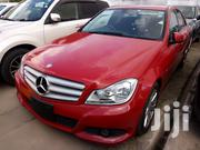 Mercedes-Benz C200 2013 Red | Cars for sale in Mombasa, Shimanzi/Ganjoni