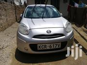 Nissan March 2011 Silver | Cars for sale in Mombasa, Shimanzi/Ganjoni