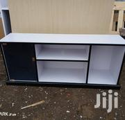 Flat Tv Stand With Single Tinted Glass | Furniture for sale in Nairobi, Ngando