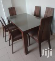 6 Seater Dining Table + Chairs | Furniture for sale in Nairobi, Nairobi South