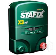 X3 Stafix Electric Fence Energizer Machine Mains /Battery 30km | Electrical Equipments for sale in Nairobi, Nairobi Central