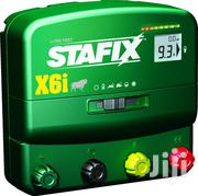 Stafix X6i Electric Fence Energizer Machine Mains /Battery 60km | Electrical Equipments for sale in Nairobi, Nairobi Central