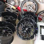 V8 Offset Rims Size 20 | Vehicle Parts & Accessories for sale in Nairobi, Karen