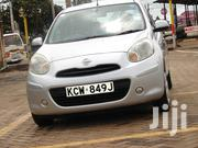 Nissan March 2012 Silver | Cars for sale in Nairobi, Kasarani