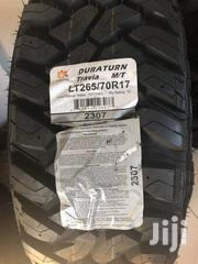 265/70/17 Duraturn MT Tyres Is Made In China | Vehicle Parts & Accessories for sale in Nairobi, Nairobi Central