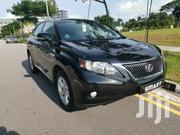 Lexus RX 2012 Black | Cars for sale in Nairobi, Parklands/Highridge