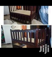 Wooden Baby Bed. | Children's Furniture for sale in Mombasa, Bamburi