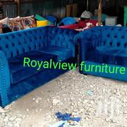 5 Seater Chesterfield Sofa | Furniture for sale in Nairobi, Ngara