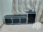 Tv Stand With Glass and Wood Drawers | Furniture for sale in Nairobi, Zimmerman