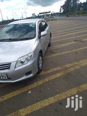 Toyota Corolla 2009 Silver   Cars for sale in Nairobi, Parklands/Highridge