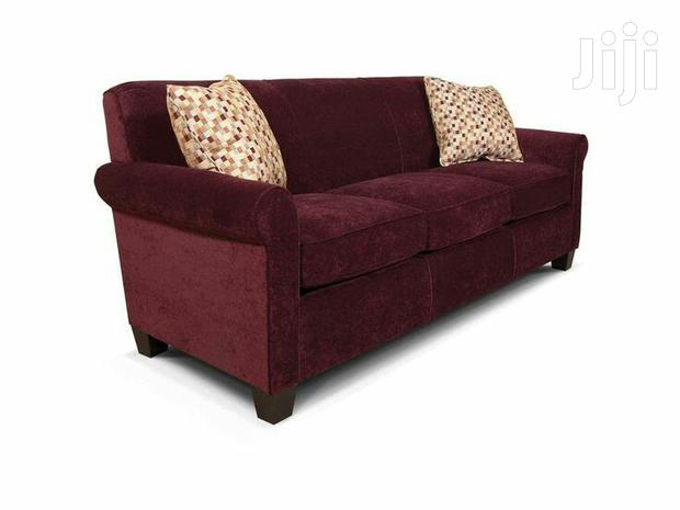Glamorous Contemporary Quality 3 Seater Sofa