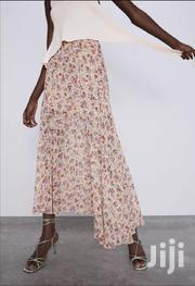 Flora Patterned A-line Skirt | Clothing for sale in Nairobi, Kilimani