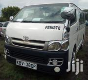 Toyota HiAce 2006 White | Buses & Microbuses for sale in Nairobi, Parklands/Highridge