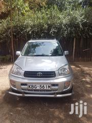 Toyota RAV4 2002 2.0 D Silver | Cars for sale in Nairobi, Kileleshwa
