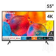 Samsung 55inches Class HDR 4K UHD Smart Digital LED TV With Warranty | TV & DVD Equipment for sale in Nairobi, Nairobi Central