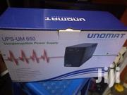 Unomat Ups 650va | Electrical Equipments for sale in Nairobi, Nairobi Central
