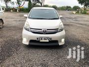Toyota ISIS 2013 White | Cars for sale in Nairobi, Eastleigh North