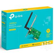 TP Link 150 Mbps Wireless N PCI Express Adapter – (TL-WN781ND) | Computer Accessories  for sale in Nairobi, Nairobi Central