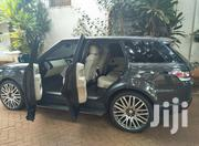 Chauffeured Range Rover For Hire | Chauffeur & Airport transfer Services for sale in Nairobi, Kilimani