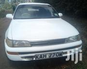 Toyota Corolla 1992 White | Cars for sale in Kiambu, Kikuyu