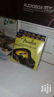 Guitar Strings Fender Acoustic | Musical Instruments for sale in Homa Bay, Mfangano Island