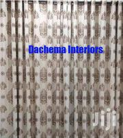 Printed Curtains and Matching Sheer   Home Accessories for sale in Nairobi, Nairobi Central