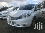 Nissan Note 2012 1.4 White | Cars for sale in Nairobi, Nairobi Central