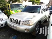Toyota Kluger 2004 Silver | Cars for sale in Nairobi, Embakasi