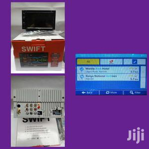 VEHICLE DOUBLE DIN RADIO 6 2 INCHES SWIFT