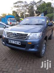 Toyota Hilux 2009 2.5 D-4D 4X4 SRX Gray | Cars for sale in Nairobi, Airbase