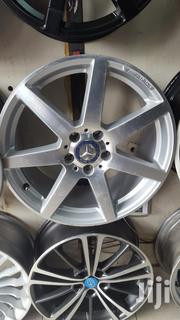 Original Mercedes Benz Alloy Wheels In Size In Size 18 Inch | Vehicle Parts & Accessories for sale in Nairobi, Karen