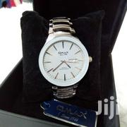 Omax Men Waterproof Silver Watch | Watches for sale in Nairobi, Nairobi Central