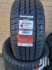 225/45/17 Radar Tyre's Is Made In Thailand | Vehicle Parts & Accessories for sale in Nairobi, Nairobi Central
