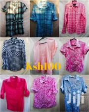 Blouses Tshirts And Shirts For Children And Adults (10-25 Years)   Clothing for sale in Kiambu, Sigona
