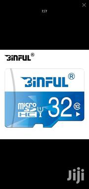 32 GB MEMORY CARD Sam Electronics. | Accessories for Mobile Phones & Tablets for sale in Meru, Kianjai