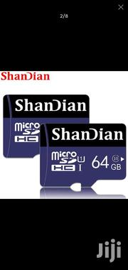 64 GB MEMORY CARD Sam Electronics | Accessories for Mobile Phones & Tablets for sale in Meru, Kianjai