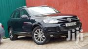 Volkswagen Touareg 2012 Black | Cars for sale in Nairobi, Kilimani