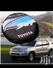 New Surf Toyota Branded Spare Wheel Cover. | Vehicle Parts & Accessories for sale in Nairobi, Nairobi Central