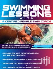 Female Swimming Coach in Mombasa for 16 Lessons Package | Fitness & Personal Training Services for sale in Mombasa, Mkomani