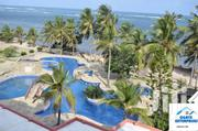 Exquisite 2 Bedroom Beachfront Apartment (With Pool, Gym And Jacuzzi) | Houses & Apartments For Rent for sale in Mombasa, Mkomani