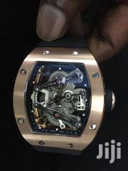 Unique Quality Richard Mille Quality Gents Watch Mechanical Movement | Watches for sale in Nairobi, Nairobi Central
