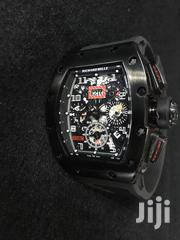 Black Mechanical Richard Mille Quality Gents Watch | Watches for sale in Nairobi, Nairobi Central