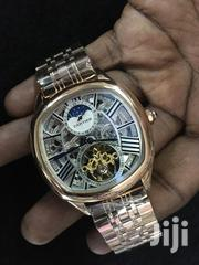 Cartier Mechanical Gents Watch Quality Timepiece | Watches for sale in Nairobi, Nairobi Central