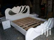 Bed Made On Order Plus 2side Cabinets   Furniture for sale in Nairobi, Ngara