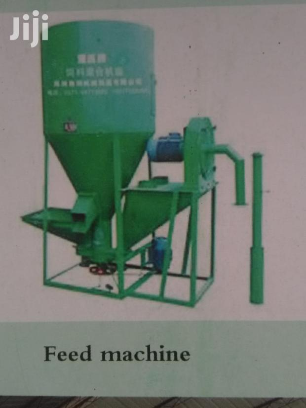 Modtec Engineering Brand: Feed Mixer Machine