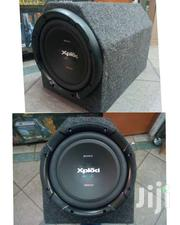 SONY Car Subwoofer PLUS Cabinet | Vehicle Parts & Accessories for sale in Nairobi, Nairobi Central