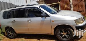 Toyota Succeed 2004 Silver