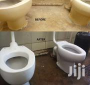 Toilet Bowl Whitening | Other Services for sale in Nairobi, Ngando