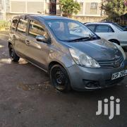 Nissan Note 2010 1.4 Silver | Cars for sale in Nairobi, Mwiki